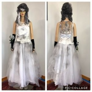 Bride of Frankenstein / Zombie Bride Wedding Dress